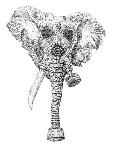 olifant/gasmasker